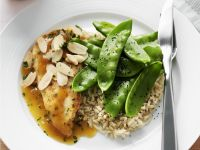 Gluten Free Chicken in Honey Orange Sauce recipe