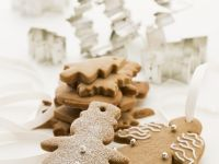 Gluten Free Christmas Cookies recipe