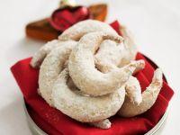 Gluten Free Christmas Nut Cookies recipe