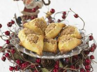 Gluten Free Christmas Nut Cookies recipe