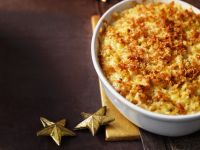Gluten Free Creamy Turnip and Cheese Bake recipe