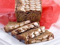 Gluten, Free, Dairy Free, Sugar Free Festive Ginger Loaf Cake recipe