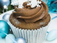 Gluten Free Festive Chocolate Cinnamon Cupcakes recipe