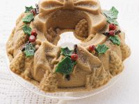 Gluten Free Festive Garland Bundt Cake recipe
