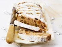 Gluten Free German Marzipan Fruit Bread recipe