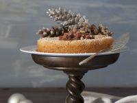Gluten Free Hazelnut Meringue Cake recipe