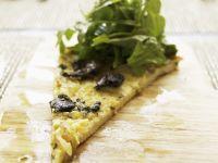 Gluten Free Italian Chickpea Flatbread recipe