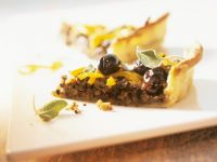 Gluten-free Mediterranean Vegetable Tart recipe