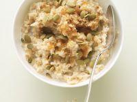 Gluten-free Oatmeal with Cinnamon recipe