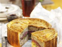 Gluten-free Reuben Pie recipe