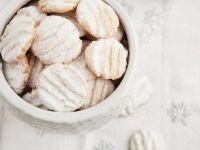 Gluten Free Shortbread Biscuits recipe