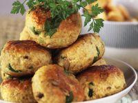 Gluten Free Vegan Mushroom Patties recipe
