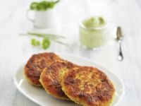 Gluten Free Vegan Spiced Carrot Patties recipe