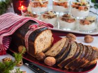 Gluten Free Walnut and Caraway Loaf recipe