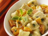 Gnocchi with Butternut Squash and Sage recipe