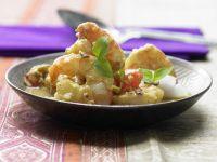 Goan-Style Prawn Pot recipe