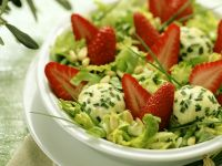 Goat Cheese Salad recipe