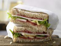 Goat Cheese Sandwich recipe