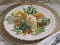 Goat Cheese with Pumpkin and Endive recipe