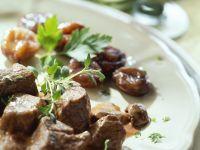 Goat Ragu recipe