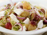 Goats' Cheese and Potato Salad recipe