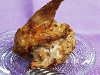 Golden Chicken Ballotine recipe