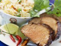 Golden Chinese Sliced Pork recipe