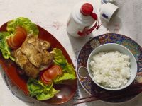 Golden Oriental Poultry recipe