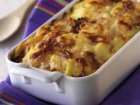 Golden Potato Bake recipe