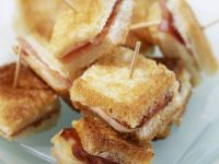 Golden Spanish Toast Squares recipe