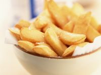 Golden Steak Fries recipe