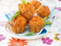 Golden Veggie Cakes recipe