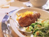 Goose with Cabbage