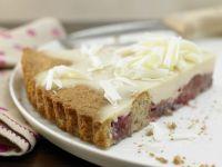 Gooseberry-Lemon Tart recipe