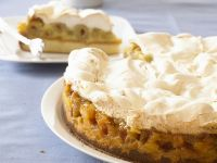 Gooseberry Meringue Pie recipe