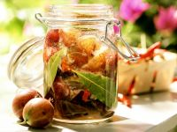 Gooseberry-Onion Chutney recipe