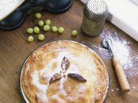 Gooseberry Pie recipe