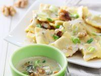 Gorgonzola and Walnut Sauce recipe