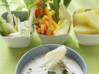 Gorgonzola Fondue recipe