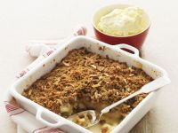 Gourmet Apple Crisp recipe