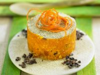 Gourmet Carrot Gateau recipe