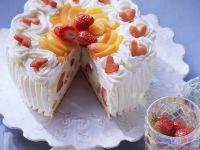 Gourmet Celebration Cake recipe