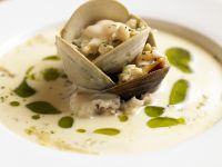 Gourmet Clam Chowder recipe