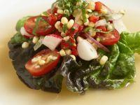 Gourmet Corn Salad recipe