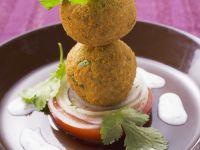 Gourmet Falafel recipe