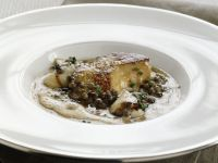 Gourmet Goose Liver with Pulses recipe
