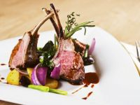 Gourmet Lamb Chops recipe