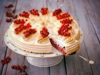 Gourmet Meringue-covered Torte recipe