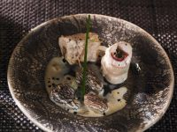 Gourmet Poultry with Mushrooms recipe