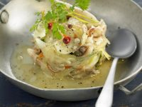 Gourmet Shellfish Timbale recipe